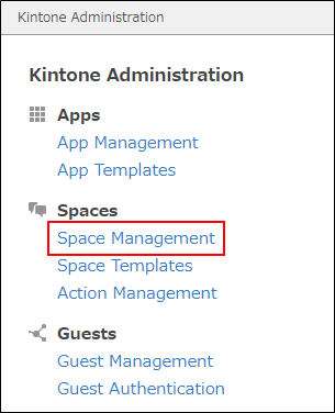 Open Space Management